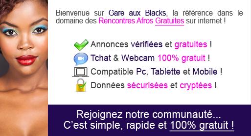 Site rencontre black and white gratuit